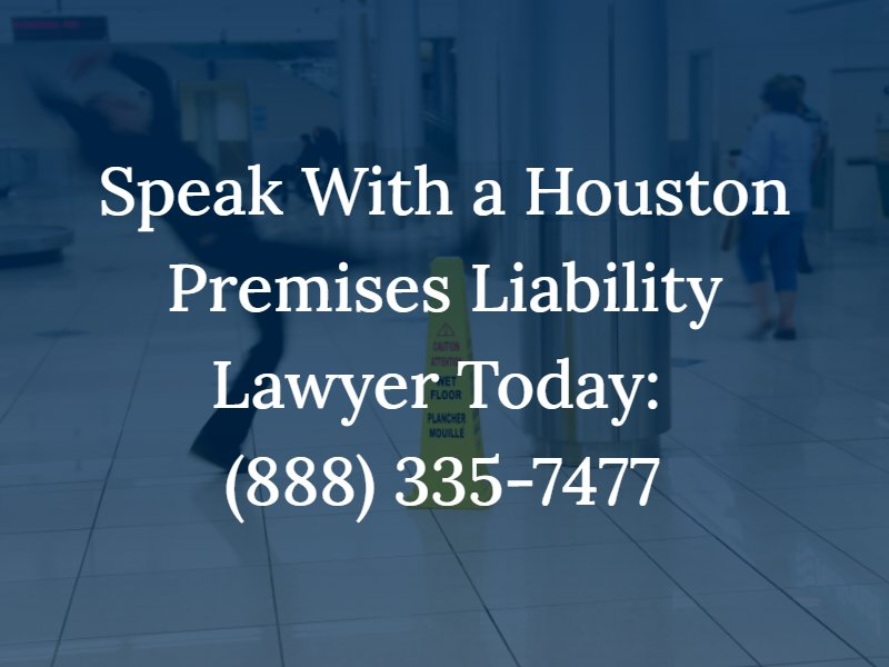 Houston premises liability lawyer