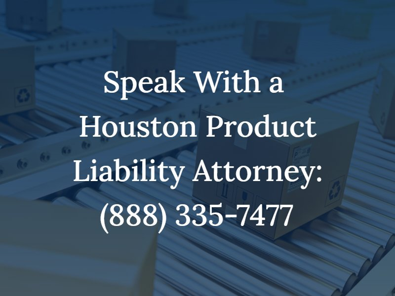 Houston product liability attorney